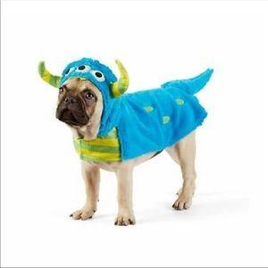 Blue Monster Dog Pet Costume